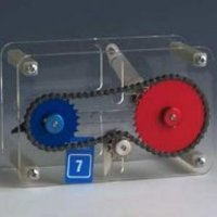 Compact Model Roller Chain Drive & Spanner Drive
